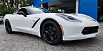 NEW 2019 CHEVROLET CORVETTE Z51 2LT in COCONUT CREEK, FLORIDA