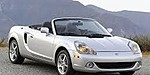 USED 2002 TOYOTA MR2  in JACKSONVILLE, FLORIDA