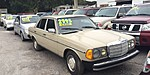 USED 1982 MERCEDES-BENZ 240 D in JACKSONVILLE, FLORIDA