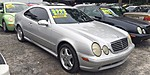 USED 2000 MERCEDES-BENZ CLK430  in JACKSONVILLE, FLORIDA
