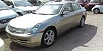 USED 2003 INFINITI G35  in JACKSONVILLE, FLORIDA