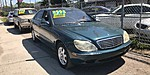 USED 2000 MERCEDES-BENZ S550  in JACKSONVILLE, FLORIDA