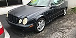 USED 1999 MERCEDES-BENZ CLK430  in JACKSONVILLE, FLORIDA