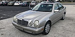 USED 1999 MERCEDES-BENZ E320  in JACKSONVILLE, FLORIDA