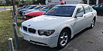 USED 2007 BMW 745 LI in JACKSONVILLE, FLORIDA