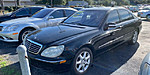 USED 2003 MERCEDES-BENZ S500  in JACKSONVILLE, FLORIDA