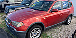 USED 2004 BMW X3  in JACKSONVILLE, FLORIDA
