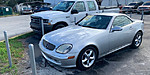 USED 2003 MERCEDES-BENZ SLK320  in JACKSONVILLE, FLORIDA