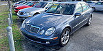 USED 2004 MERCEDES-BENZ E500  in JACKSONVILLE, FLORIDA