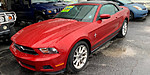 USED 2010 FORD MUSTANG  in JACKSONVILLE, FLORIDA