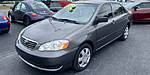 USED 2008 TOYOTA COROLLA  in JACKSONVILLE, FLORIDA