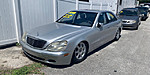 USED 2001 MERCEDES-BENZ S430  in JACKSONVILLE, FLORIDA