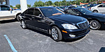 USED 2009 MERCEDES-BENZ S550  in JACKSONVILLE, FLORIDA