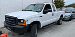 USED 2001 FORD F-250  in JACKSONVILLE, FLORIDA