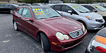 USED 2002 MERCEDES-BENZ C280  in JACKSONVILLE, FLORIDA
