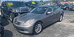 USED 2008 INFINITI G35  in JACKSONVILLE, FLORIDA