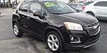 Used 2015 CHEVROLET TRAX LTZ in ST. AUGUSTINE, FLORIDA