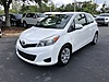 USED 2014 TOYOTA YARIS L in SAINT AUGUSTINE, FLORIDA
