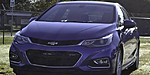 USED 2017 CHEVROLET CRUZE LT in PALATKA, FLORIDA
