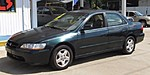 USED 1999 HONDA ACCORD EX V6 SEDAN in JACKSONVILLE, FLORIDA
