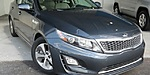 USED 2015 KIA OPTIMA HYBRID EX in JACKSONVILLE, FLORIDA