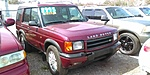 USED 2000 LAND ROVER DISCOVERY  in JACKSONVILLE, FLORIDA