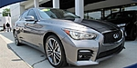 USED 2014 INFINITI Q50 4DR SDN SPORT AWD in ATLANTA, GEORGIA