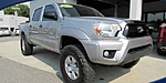 USED 2015 TOYOTA TACOMA 4WD DOUBLE CAB V6 AT in ATLANTA, GEORGIA