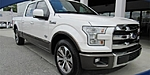 USED 2016 FORD F-150 2WD SUPERCREW 145 KING RANCH in ATLANTA, GEORGIA