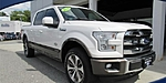 USED 2016 FORD F-150 4WD SUPERCREW 145 KING RANCH in ATLANTA, GEORGIA
