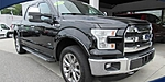 USED 2015 FORD F-150 4WD SUPERCREW 145 LARIAT in ATLANTA, GEORGIA