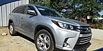 USED 2017 TOYOTA HIGHLANDER HYBRID LIMITED V6 AWD in ATLANTA, GEORGIA