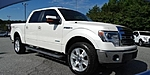 USED 2013 FORD F-150 4WD SUPERCREW 145 LARIAT in ATLANTA, GEORGIA