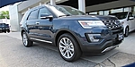 NEW 2017 FORD EXPLORER LIMITED FWD in ATLANTA, GEORGIA