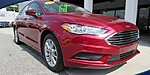 NEW 2017 FORD FUSION SE FWD in ATLANTA, GEORGIA