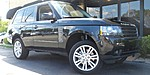 USED 2011 LAND ROVER RANGE ROVER HSE LUX in TAMPA , FLORIDA