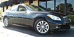 USED 2012 INFINITI M37 DELUXE TOURING in TAMPA , FLORIDA