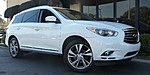 USED 2013 INFINITI JX35  in TAMPA , FLORIDA