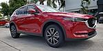 NEW 2018 MAZDA CX-5 GRAND TOURING FWD in COCONUT CREEK, FLORIDA