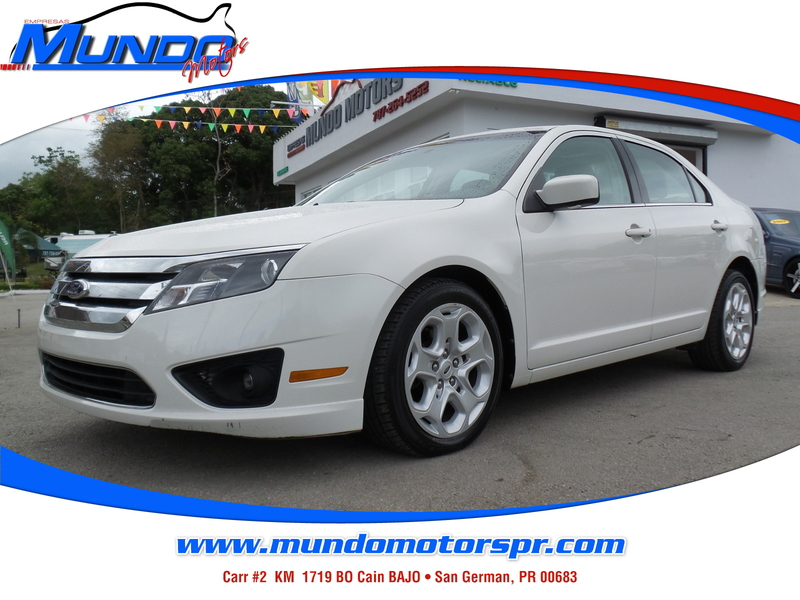2011 Ford Fusion Sync System Used 2011 Ford Fusion se in