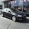 USED 2011 CHEVROLET CRUZE CAR in ELGIN, ILLINOIS