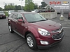 NEW 2016 CHEVROLET EQUINOX LT in LISLE, ILLINOIS