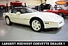 USED 1988 CHEVROLET CORVETTE BASE in WHEELING, ILLINOIS