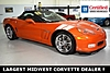 USED 2011 CHEVROLET CORVETTE GRAND SPORT in WHEELING, ILLINOIS
