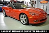 USED 2009 CHEVROLET CORVETTE BASE in WHEELING, ILLINOIS