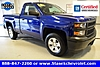 USED 2014 CHEVROLET SILVERADO 1500 WORK TRUCK in WHEELING, ILLINOIS