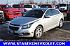 NEW 2016 CHEVROLET CRUZE 1LT in WHEELING, ILLINOIS