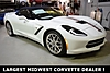 NEW 2016 CHEVROLET CORVETTE STINGRAY in WHEELING, ILLINOIS