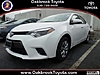 NEW 2016 TOYOTA COROLLA LE in WESTMONT, ILLINOIS