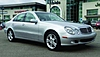 USED 2005 MERCEDES-BENZ E500 4MATIC AWD W/NAVI in GLENVIEW, ILLINOIS